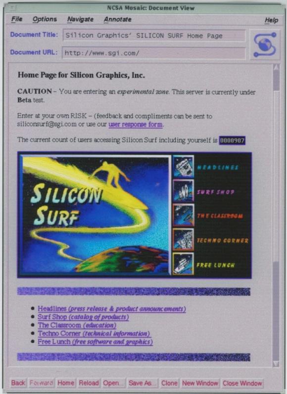 Silicon Surf