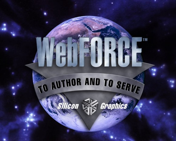WebFORCE Visual Identity
