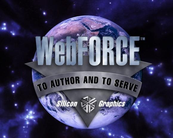 WebFORCE Visual Identity