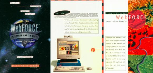 WebFORCE Brochure